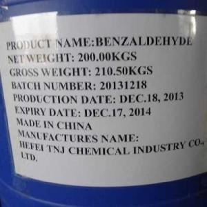 Benzaldehyde CAS No.: 100-52-7